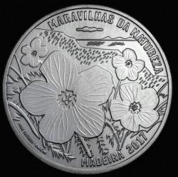 Монета > 7½євро, 2017 - Португалія  (Іберо-Америка - Мадейра) - reverse