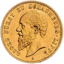 Moneta > 20marek, 1898-1904 - Cesarstwo Niemieckie  - obverse