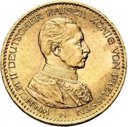 Moneda > 20marcos, 1913-1915 - Alemán (Imperio)  - obverse