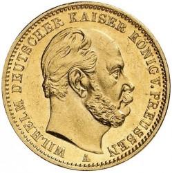 Moneda > 20marcos, 1871-1873 - Alemán (Imperio)  - obverse