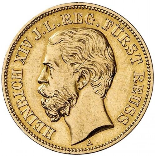 10 Mark 1882 Deutsches Kaiserreich Münzen Wert Ucoinnet