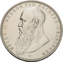 Moneda > 5marcos, 1902 - Alemán (Imperio)  (Barba larga) - obverse
