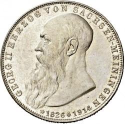 Moneda > 2marcos, 1915 - Alemán (Imperio)  (Muerte de Jorge II) - obverse
