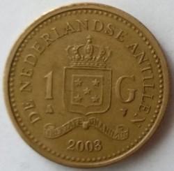 Moneta > 1fiorino, 2003 - Antille Olandesi  - reverse