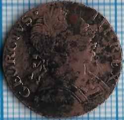 العملة > 1فارثينغ, 1771-1775 - المملكة المتحدة  - reverse