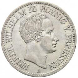 Монета > 1талер, 1823-1826 - Прусия  - obverse