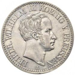 Pièce > 1thaler, 1827-1828 - Prusse  - obverse