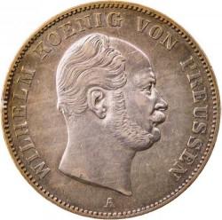Moneta > 1tallero, 1861-1862 - Prussia  - obverse