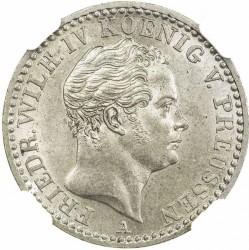 Pièce > ⅙thaler, 1841-1852 - Prusse  - obverse