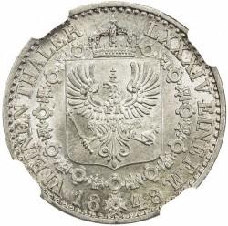Pièce > ⅙thaler, 1841-1852 - Prusse  - reverse