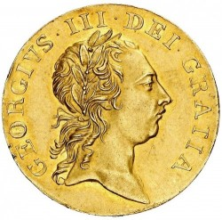 Moneda > 1guinea, 1761 - Reino Unido  - obverse