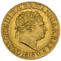 Moneda > 1sovereign, 1817-1820 - Reino Unido  - obverse