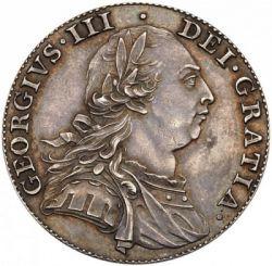 Монета > 1шилинг, 1787 - Великобритания  - obverse