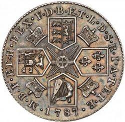 Монета > 1шилинг, 1787 - Великобритания  - reverse