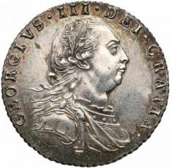 Moneda > 6peniques, 1787 - Reino Unido  - obverse
