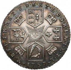 Moneda > 6peniques, 1787 - Reino Unido  - reverse
