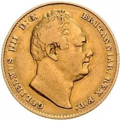 Moeda > 1sovereign, 1831-1837 - Reino Unido  - obverse