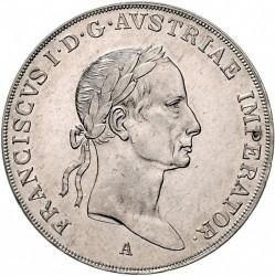 Monedă > 1taler, 1832-1835 - Austria  - obverse