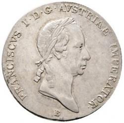 Monedă > ½taler, 1825-1830 - Austria  - obverse