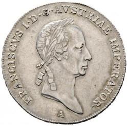 Монета > ½талер, 1825-1830 - Австрия  - obverse