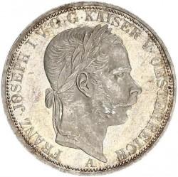 Münze > 1Vereinstaler, 1866-1867 - Österreich   - obverse
