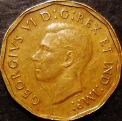 Moneta > 5centai, 1942 - Kanada  (Dvylikakampė (raudona spalva)) - obverse