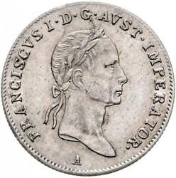 Moneda > 10kreuzer, 1832-1835 - Austria  - obverse