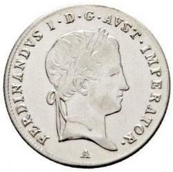 Монета > 10кройцера, 1835-1836 - Австрия  - obverse