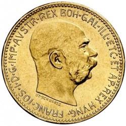 Moneta > 20corone, 1916 - Austria  - obverse
