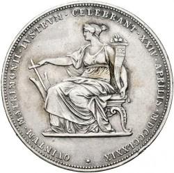 Moneda > 2florin, 1879 - Àustria  (Aniversari Noces d'Argent) - reverse