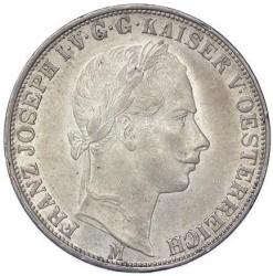 Münze > 1Vereinstaler, 1857-1865 - Österreich   - obverse