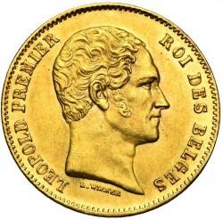 Moneta > 25franków, 1848-1850 - Belgia  - obverse
