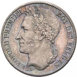 Moneta > 1franco, 1833-1844 - Belgio  - obverse