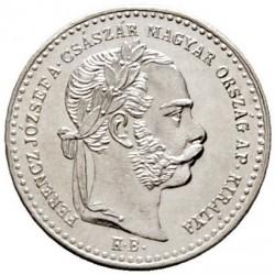 Münze > 10Kreuzer, 1868-1869 - Ungarn  - obverse