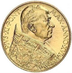 Монета > 100лир, 1936-1937 - Ватикан  - obverse