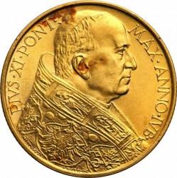 Монета > 100лири, 1933 - Ватикан  - obverse