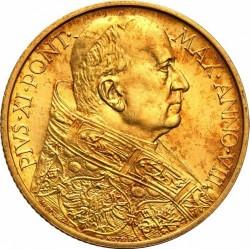 Монета > 100лир, 1929-1935 - Ватикан  - obverse