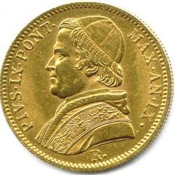 Монета > 5скудо, 1846-1854 - Папская область  - obverse