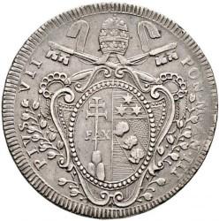 Moneta > 1scudo, 1802-1807 - Państwo Kościelne  - obverse