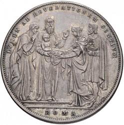Монета > 1скудо, 1831-1834 - Папська область  - reverse