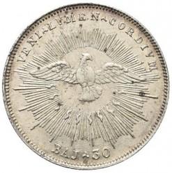 Монета > 30байокко, 1830 - Папська область  (Герб на аверсі) - reverse