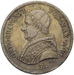 Монета > 30байокко, 1836-1846 - Папська область  - obverse
