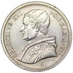 Монета > 50байокко, 1835-1846 - Папська область  - obverse