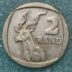 Moeda > 2rand, 2010-2012 - África do Sul  - obverse