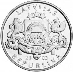 Moneta > 1lats, 2003 - Lettonia  (Ant) - obverse