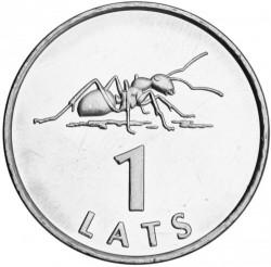 Moneta > 1lats, 2003 - Lettonia  (Ant) - reverse