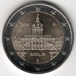 Монета > 2євро, 2018 - Німеччина  (Берлін) - obverse