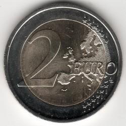 Монета > 2євро, 2018 - Німеччина  (Берлін) - reverse