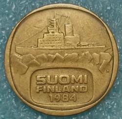 Moneta > 5markės, 1979-1993 - Suomija  - obverse