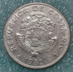 Moneta > 2kolonai, 1982-1983 - Kosta Rika  - obverse